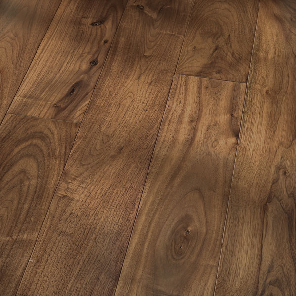 Homerwood black walnut butter rum 3 traditional for Traditional flooring