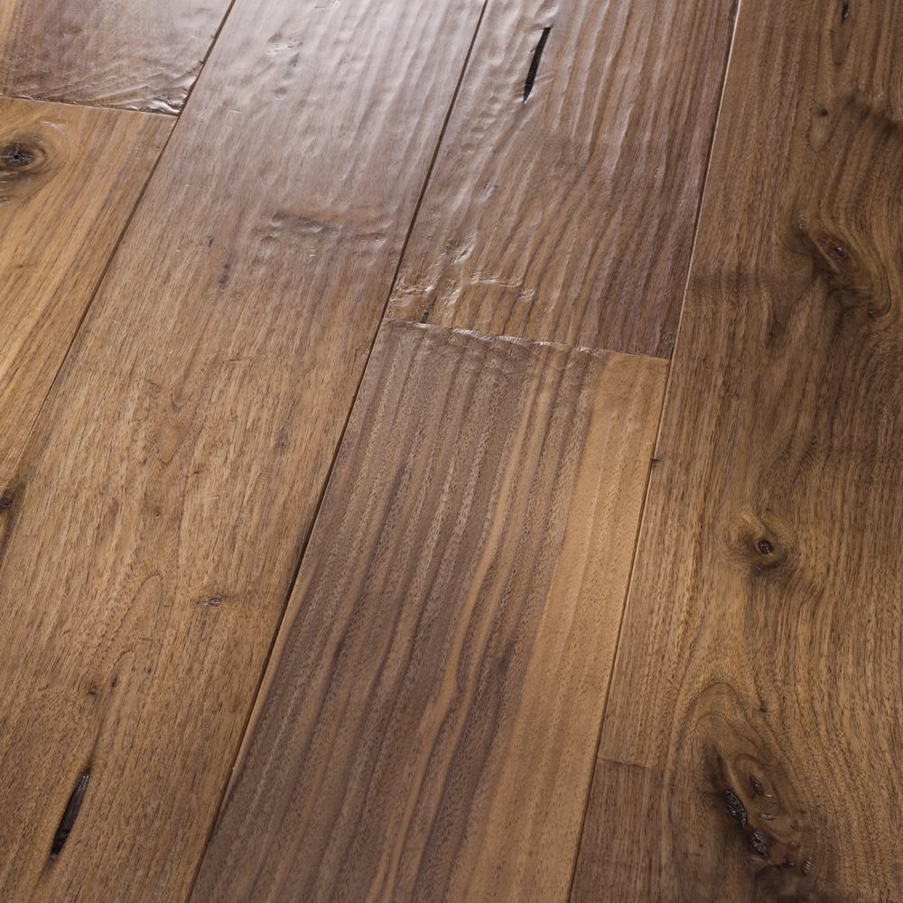 Customer service for Walnut hardwood flooring